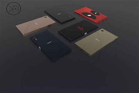 xperia design concept sony xperia xz1 is a 2018 flagship with snapdragon 845
