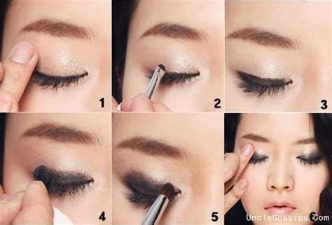 tutorial cara make up ala artis korea cara makeup natural artis korea makeup daily