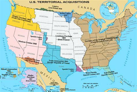 manifest destiny map maps manifest destiny map united states