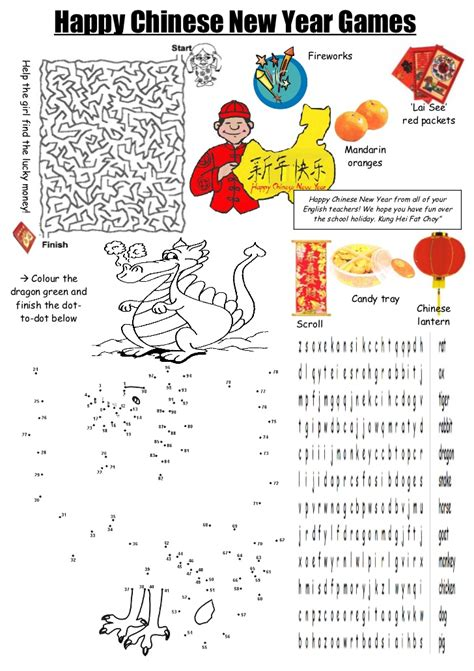 worksheets about new year tom s tefl new year 2012 worksheet