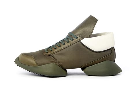 adidas rick owens rick owens x adidas introduce two new silhouettes for