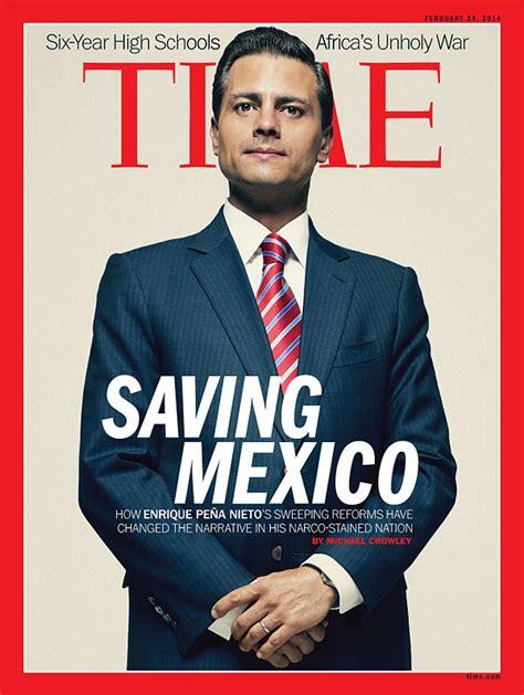 Meme Ochoa - time magazine cover saving mexico feb 24 2014