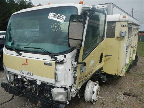 2010 Isuzu Npr 200hp 4hk1 Automatic Transmission Busbee