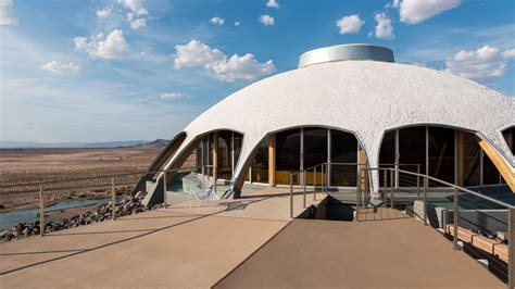 huell howser volcano house futuristic volcano house gazes at the stars in the mojave