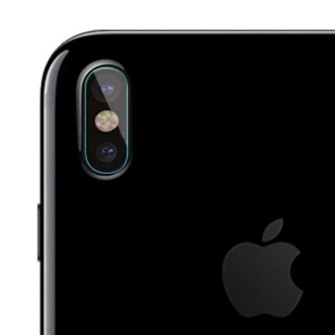 Tempered Glass Iphone X Pelindung Lensa Kamera Iphone X benks tempered glass kamera skydd till iphone x themobilestore