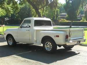 sell used 1969 chevy c10 stepside in ceres california