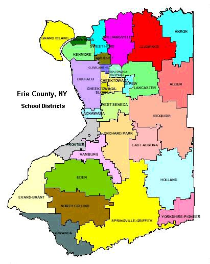 Erie County Ny Property Records School Districts Erie County New York Government Home Page