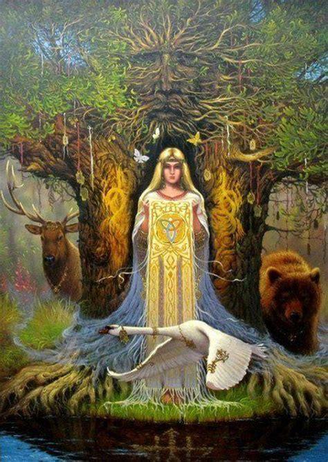 Goddess Lada Slavic Earth Goddess 23 русские боги