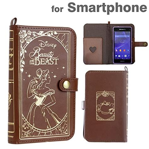 Iphone Iphone 5s And The Beast Cover disney iphone6 4 7 leather book and the beast bell ebay