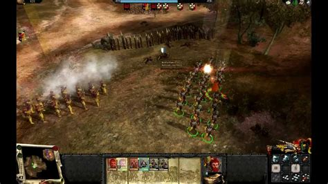 Warhammer Mark Of Chaos Gameplay Youtube