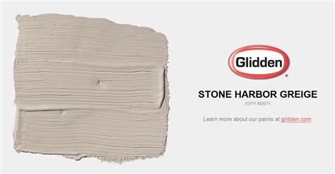 harbor greige paint color glidden paint colors