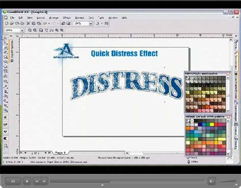 tutorial corel draw typography exciting tricks and tutorials of corel draw design