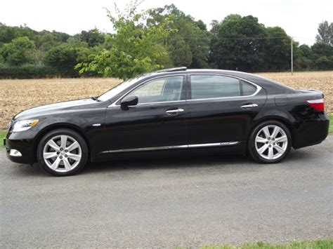 Large Ls For Sale Lexus Ls 600h L 445bhp Limo With Amazing Spec And