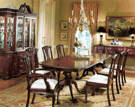 Mahogany Dining Room Sets Mahogany Dining Room Chairs Decor Ideasdecor Ideas