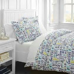 cool duvet covers merry word duvet cover sham cool pbteen carousel