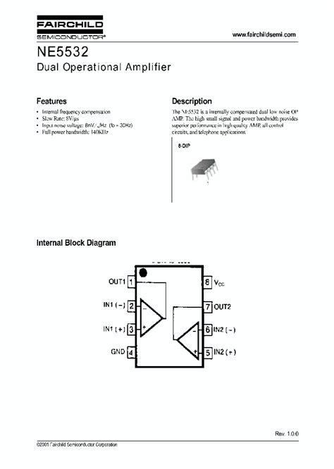 transistor zo 607 ne5532 280800 pdf datasheet ic on line