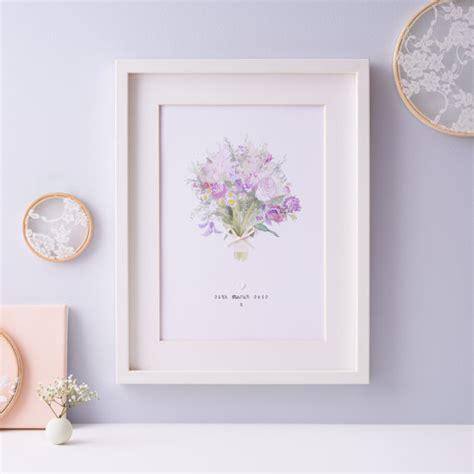1st wedding anniversary gift ideas for her nz 1st wedding anniversary present ideas southern bride