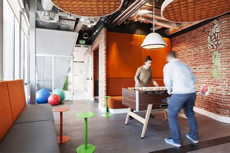 google office tour google amsterdam office a tour through the whimsical and the functional