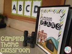 c.a.m.p. binder bundle | binder, camping theme and school