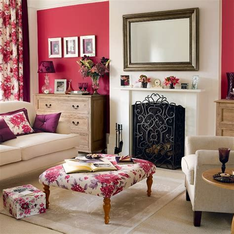modern country living room ideas berry accents living room housetohome co uk