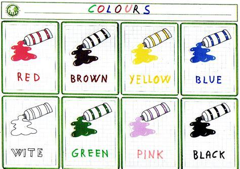 colori per bambini monicolour insegnare ai bambini i colori