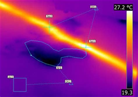 thermal imaging for underfloor heating and leak detection uk