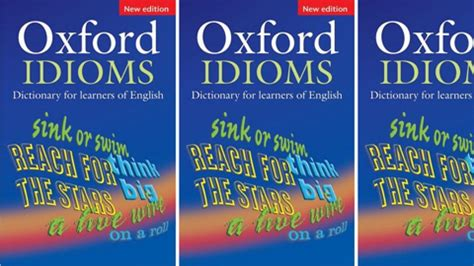 oxford idioms dictionary for 0194317234 oxford idioms dictionary for learners of english new