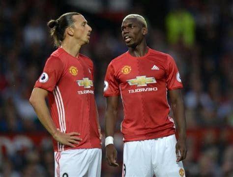 man utd news paul pogba man united fan s funny paul pogba zlatan ibrahimovic top