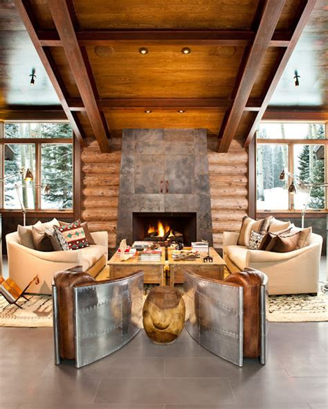 modern rustic decorating ideas rustic and contemporary interior design by trulinea