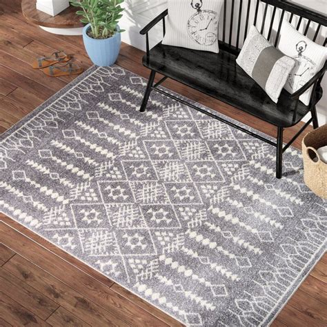 rundell southwestern gray area rug area rugs grey area