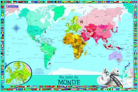 monde möbel livre ma carte du monde planisph 232 re enfants collectif