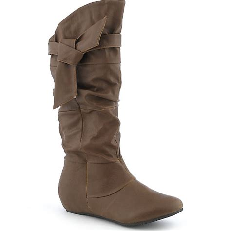 shiekh candies 06 s leather boot shiekh shoes