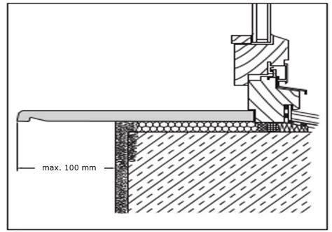 innenfensterbank endkappen werzalit exclusiv 34 tiefe 100 mm eiche hell fensterbank