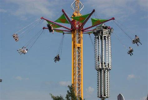 swing tower ride amusements of america spectacular rides carnival rides