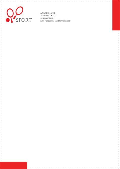 Official Company Letterhead Exle 17 Company Letterhead Templates Excel Pdf Formats