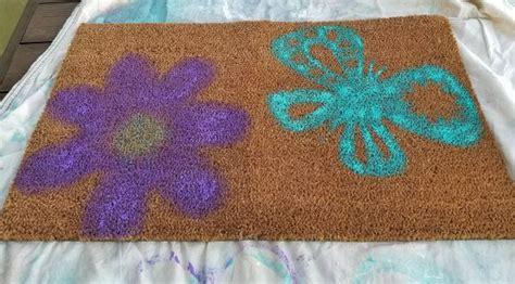 doormat easy diy tutorial leap  faith