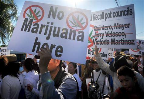 protesters rally  proposed marijuana facility  el monte san gabriel valley tribune