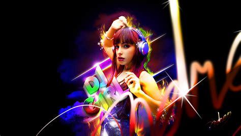 wallpaper girl dj girl dj wallpaper hd wallpapersafari