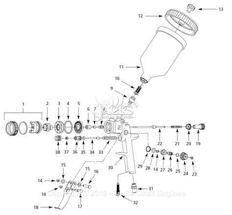 handgun parts diagram pictures to pin on pinsdaddy