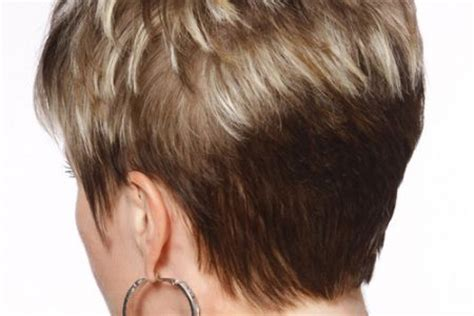 hairstyles for women over 50 back veiw back view of short thin hairstyles bayou in harlem