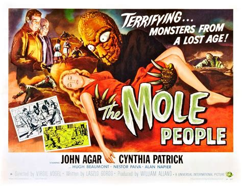 rough edges tuesdays overlooked movies  mole people