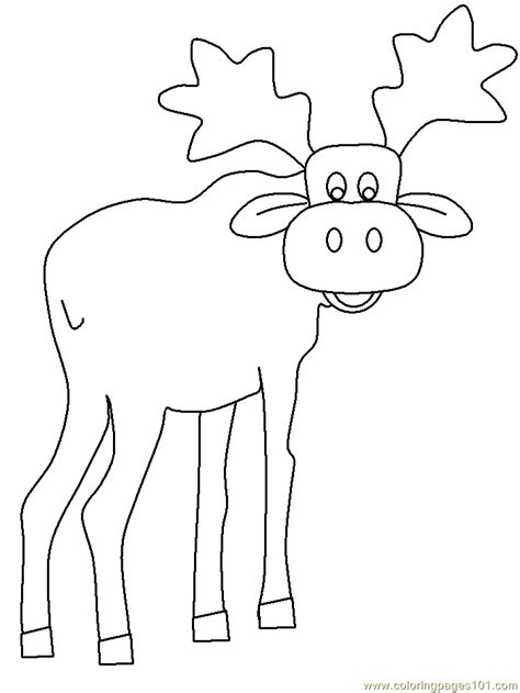 coloring book pages moose moose coloring page free mouse coloring pages