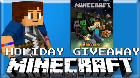 Minecraft Account Giveaways - minecraft account holiday giveaway check description youtube