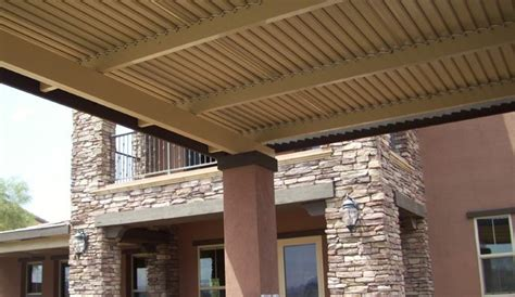 aluminum louvered awnings louvered awnings shade and shutter systems inc new