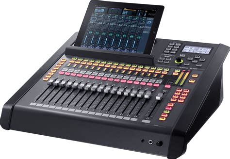 digital audio console roland m200i 32 channel live digital mixing console