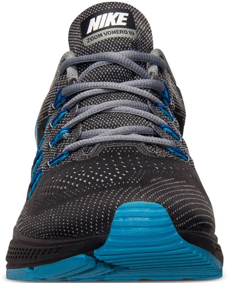 imagenes nike vomero 10 nike men s air zoom vomero 10 running sneakers from finish