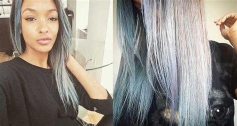 jordan dunn silver hair jordan dunn silver hair get the look jourdan dunn 2016
