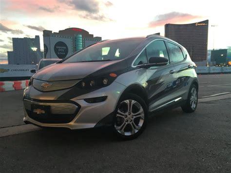 chevrolet s bolt electric car revealed business insider