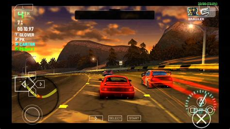 need for speed carbon apk need for speed carbon psp ppsspp iso cso foranimeku