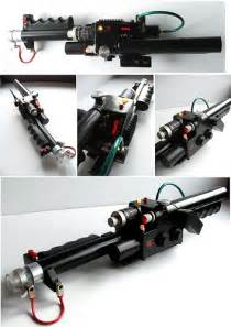 Proton Pack Gun Ghostbusters Proton Gun Replica Flickr Photo